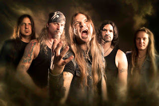 ICED EARTH DYSTOPIA