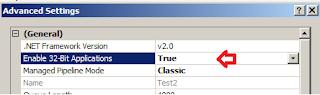 Microsoft OLE DB - Class not registered - Microsoft.Jet.OLEDB.4.0
