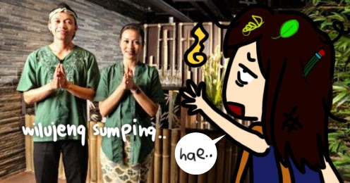 [REVIEW] D'Padjadjaran Spa | Mutia Han 's Graphic Diary ...