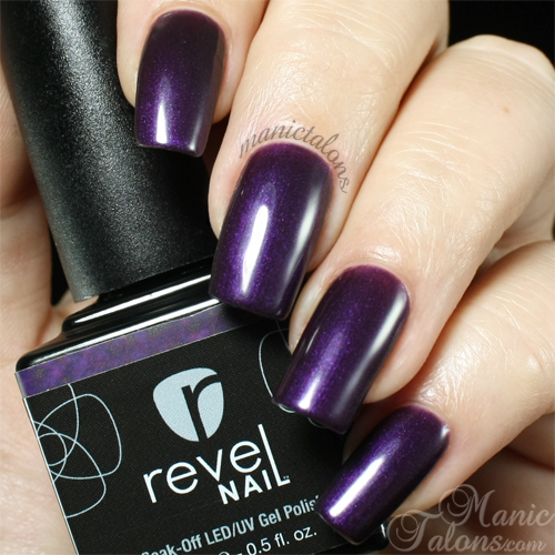 Revel Nail Gel Polish Supernova Swatch