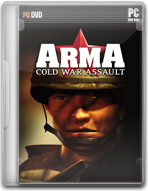 Capa ArmA: Cold War Assault   PC (Completo) 2011