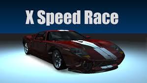 Jogo X Speed Race