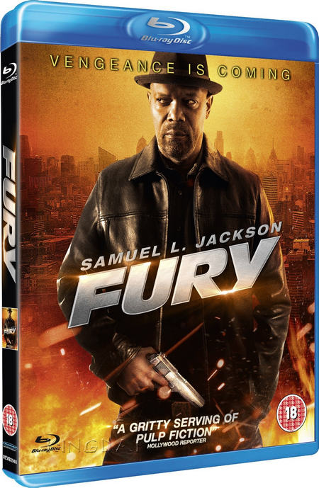 THE SAMARITAN FURY (2012)