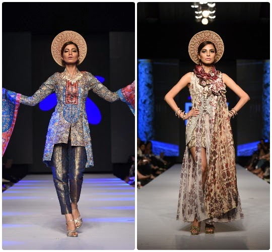 Shameel Ansari TPFW summer luxury collection