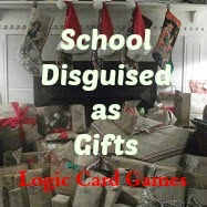 http://ladydusk.blogspot.com/2014/10/school-disguised-as-gifts-logic-card.html