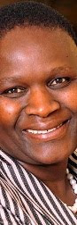Riah Phiyega, National Police Commissioner.