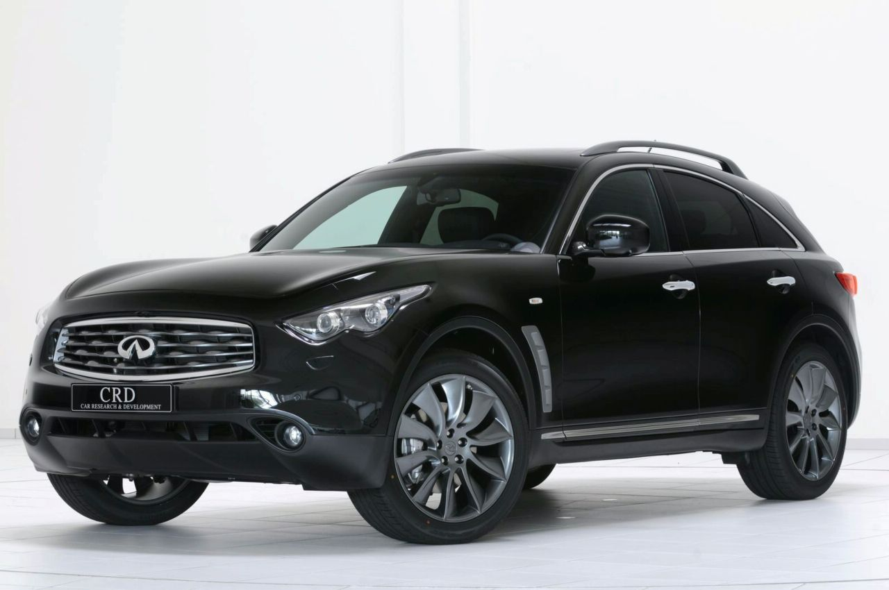 2011 lorinser infiniti fx sport cars and motorcycle news. Black Bedroom Furniture Sets. Home Design Ideas