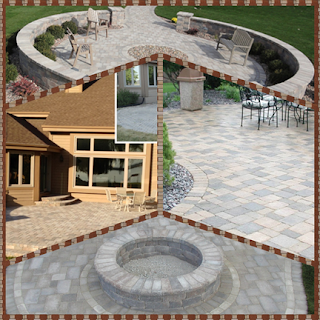 examples of natural stone installations