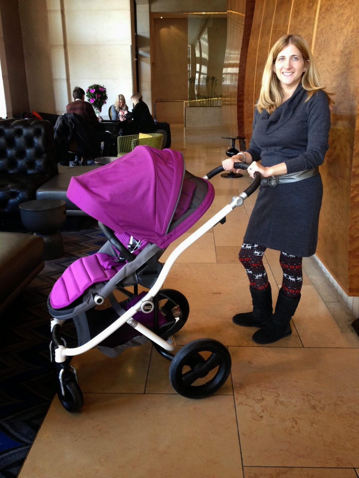 Earlier this Spring I had the chance to attend the launch event for the new Britax Affinity stroller. Itu0027s similar to my Britax B-Ready stroller ...  sc 1 st  When Tara Met Blog & When Tara Met Blog: New BRITAX Affinity Stroller Review u0026 Giveaway
