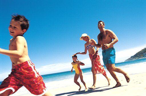 6 Tips Aman Berlibur Di Pantai [ www.BlogApaAja.com ]