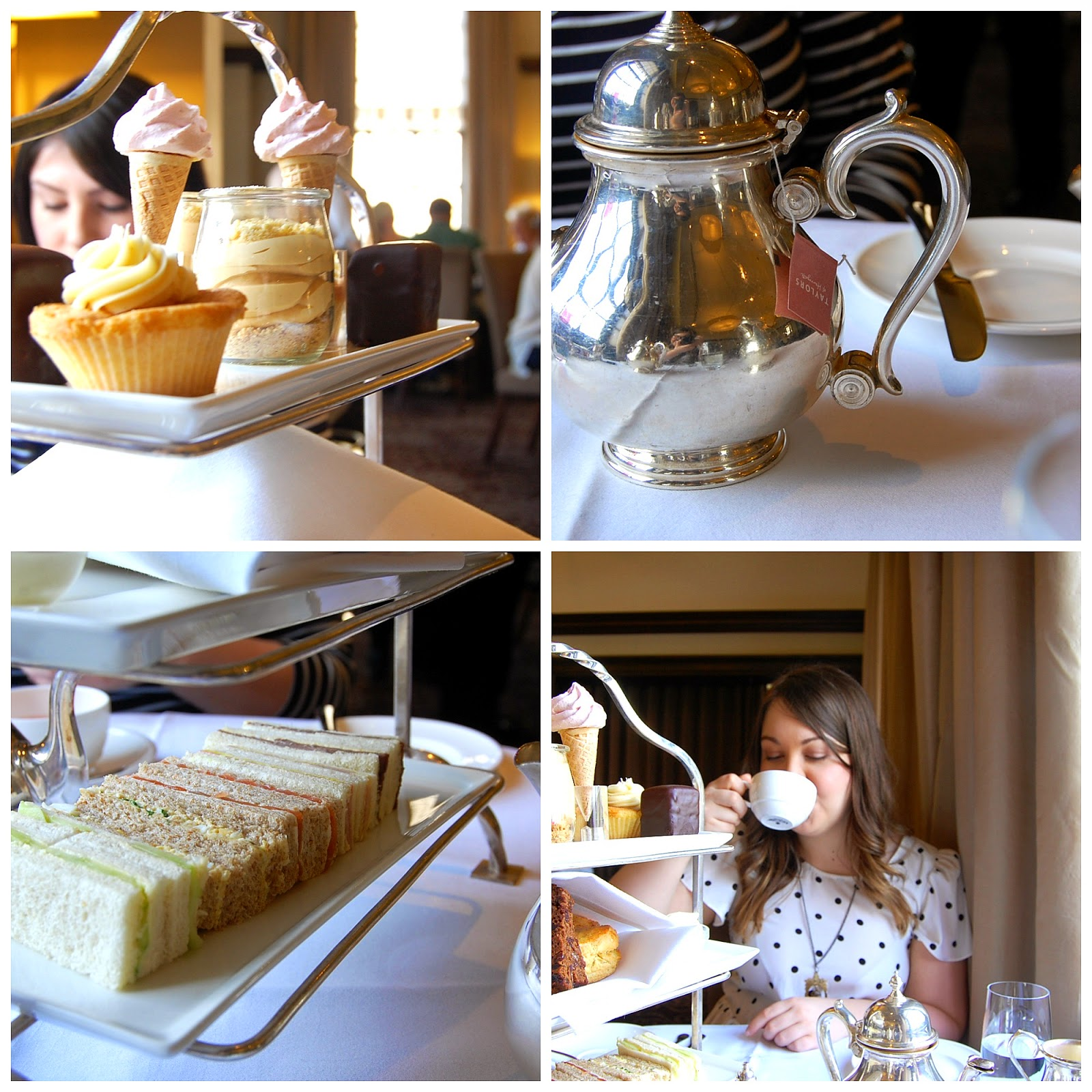The Grand Hotel York afternoon tea review