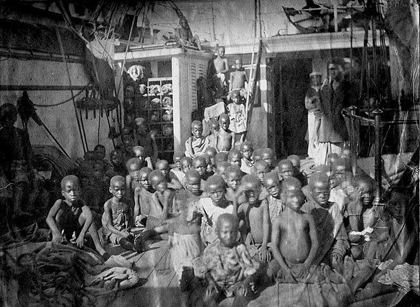 life aboard a slave ship essay The perils and hardships in which slaves had to endure, while being transported from africa to america and lands in between, where dehumanizing and vile the degree of wickedness and violence was so extreme that many aboard slave ships could not stand to witness or bare the treatment bestowed upon them and their shipmates.