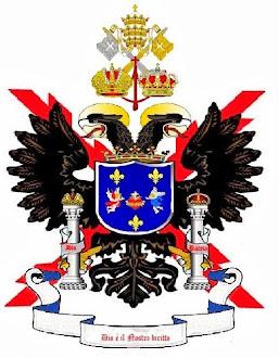 Spiegazione simbolico-araldica dello Stemma dell'Associazione legittimista Trono e Altare.