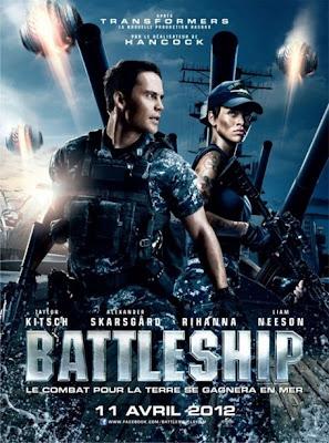 Battleship: Batalla naval (2012).