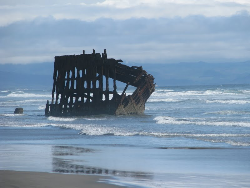 June 19 20 2011 northern oregon coast continued - Advantages disadvantage buying replica nautical globe bar ...