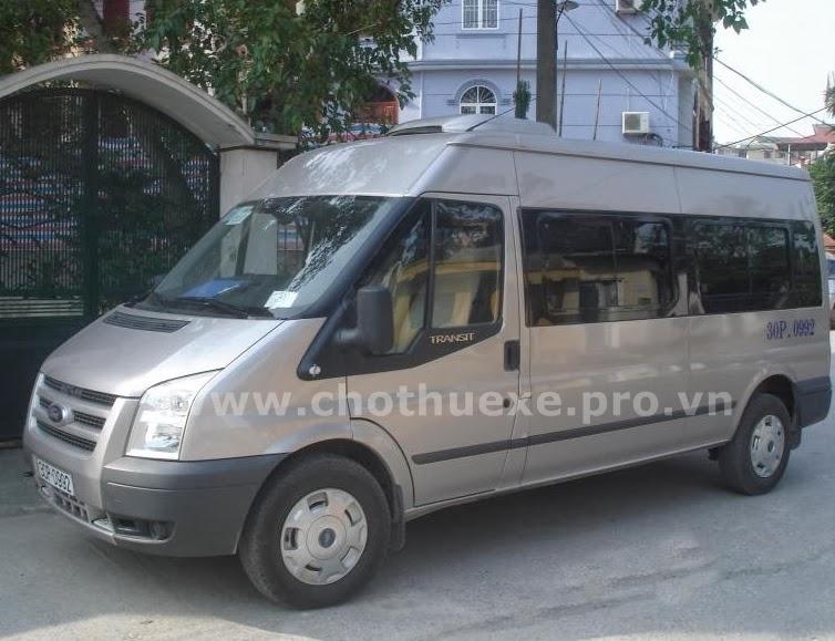 Cho thuê xe đi Điện Biên 4 7 9 16 29 35 45 chỗ