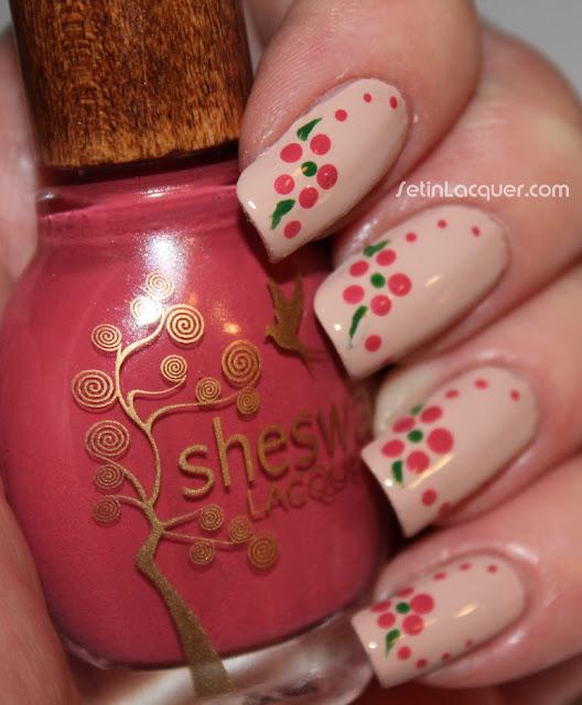 Sheswai 2013 Spring colors - nail art