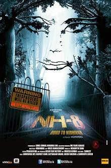 NH-8 Road to Nidhivan (2015) Hindi Movie Poster