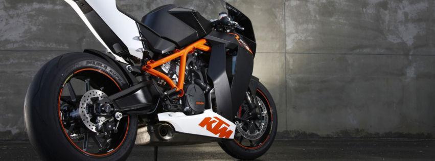 KTM 1190 rc8 r facebook cover