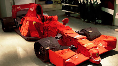 Creative and Cool F1 Car Recreations (10) 6