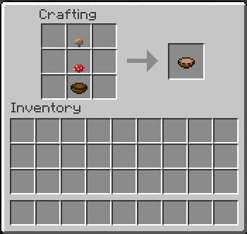 Le crafting dans minecraft minecraft soluce crafter une soupe avec un atelier - Comment faire une laisse dans minecraft ...