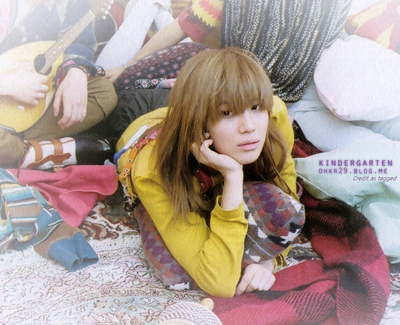My Music Radar!: SHINee Sherlock Photobook Taemin SPAM-A ...