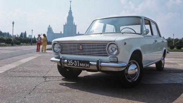 ВАЗ-2101 в Москве