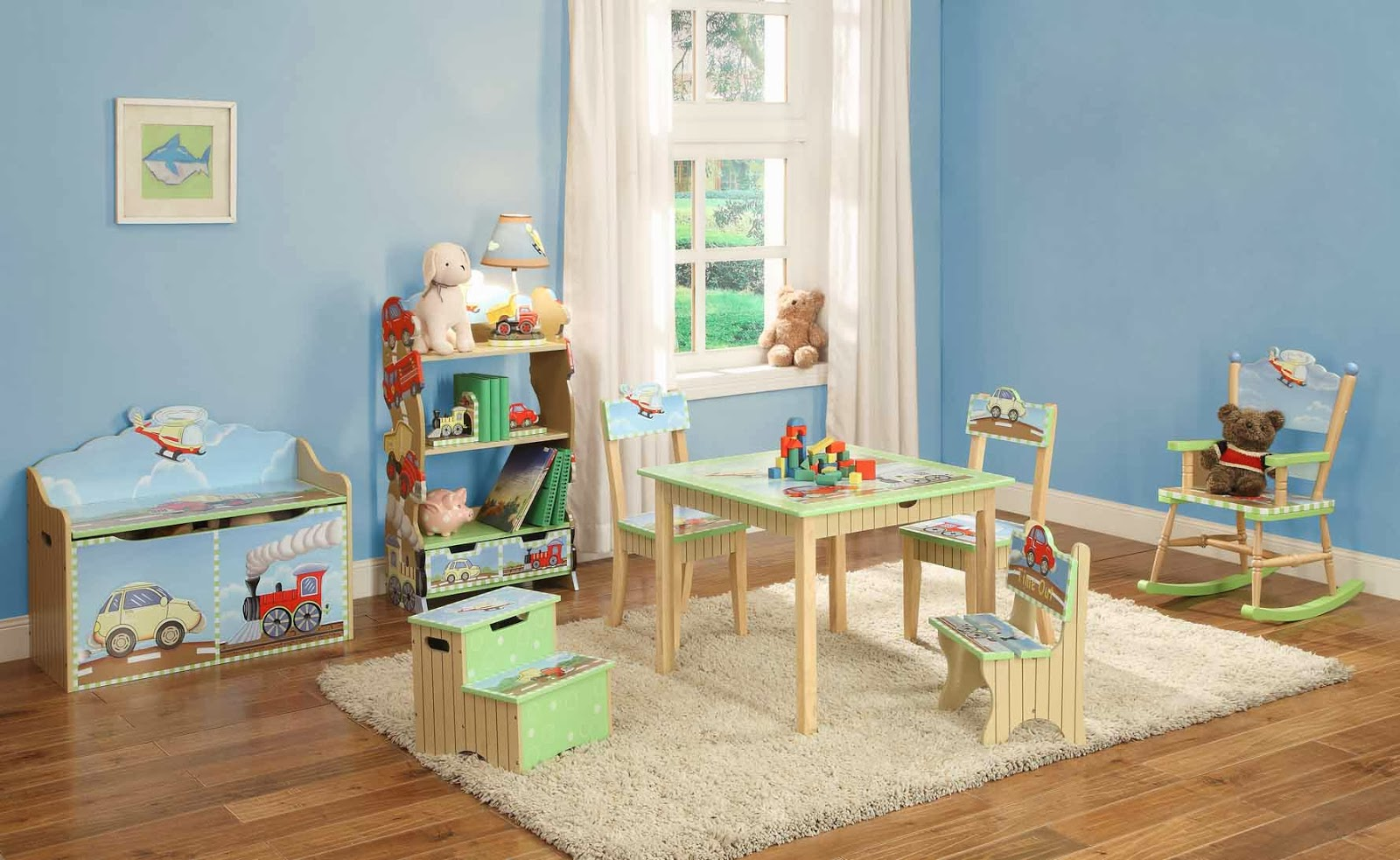 Children\'s Wooden Toys Toy Play Kitchen Furniture Dollhouse KidKraft ...
