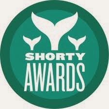 Shorty Award Nominated 12/13