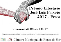 "PRÉMIO LITERÁRIO ""JOSÉ LUÍS PEIXOTO"""