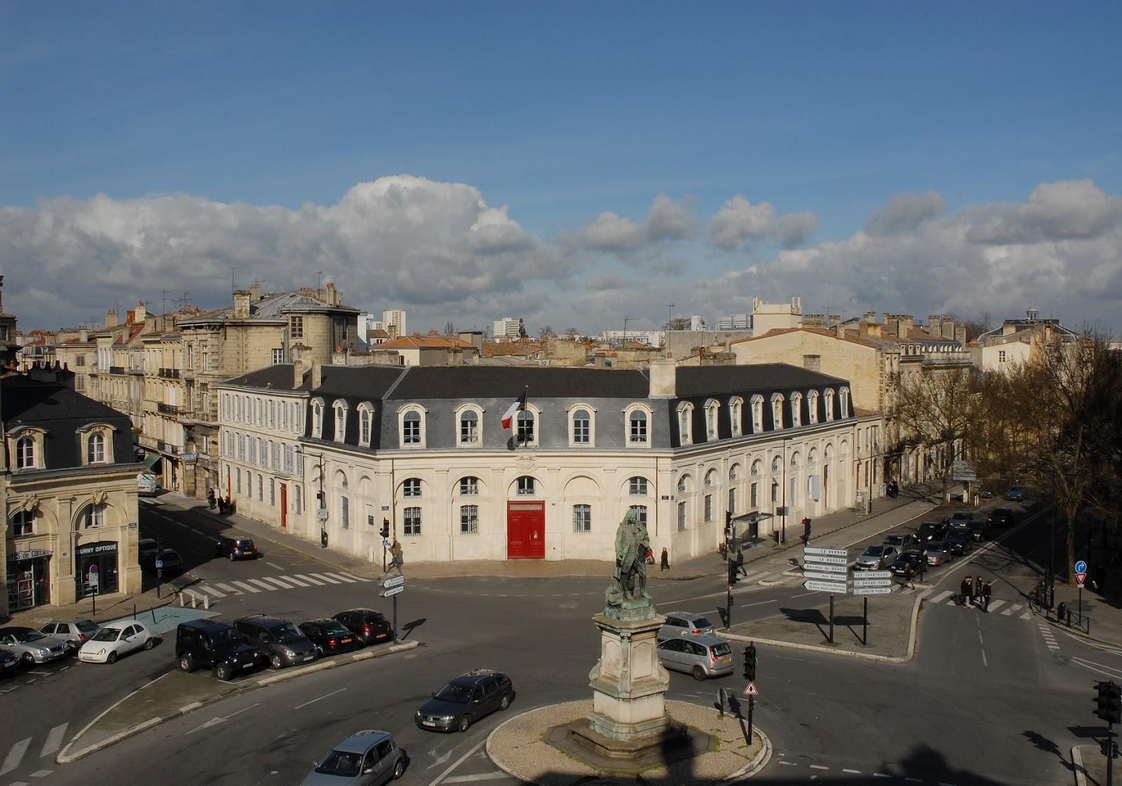Arc sites architectes du patrimoine hotel de la marine for Architecte du patrimoine
