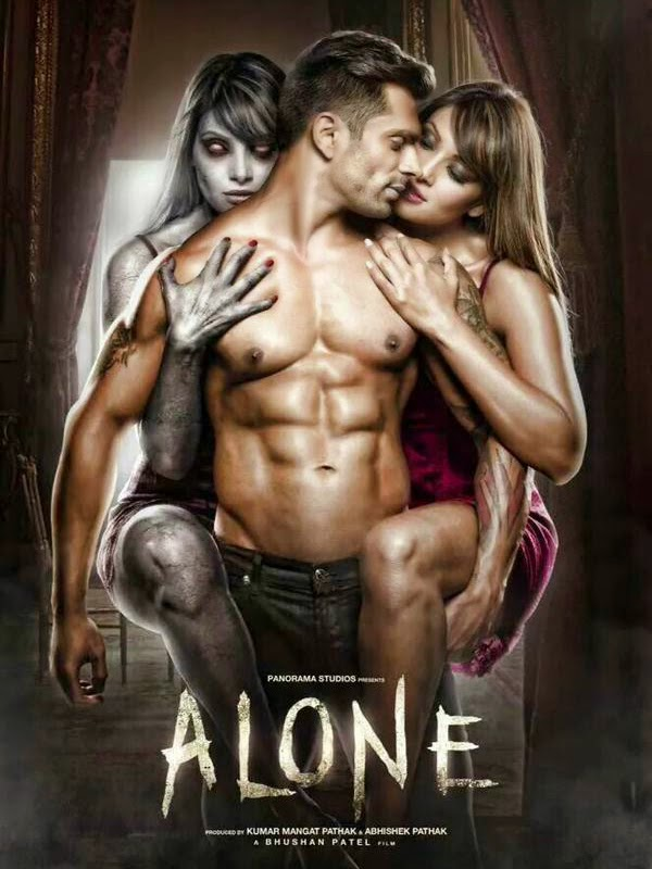 "Katra Katra Lyrics from Movie ""Alone"" - Abhay Upadhyay"