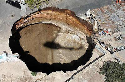 GUATEMALA2 Dahsyatnya 8 Lubang Besar di Bumi ini