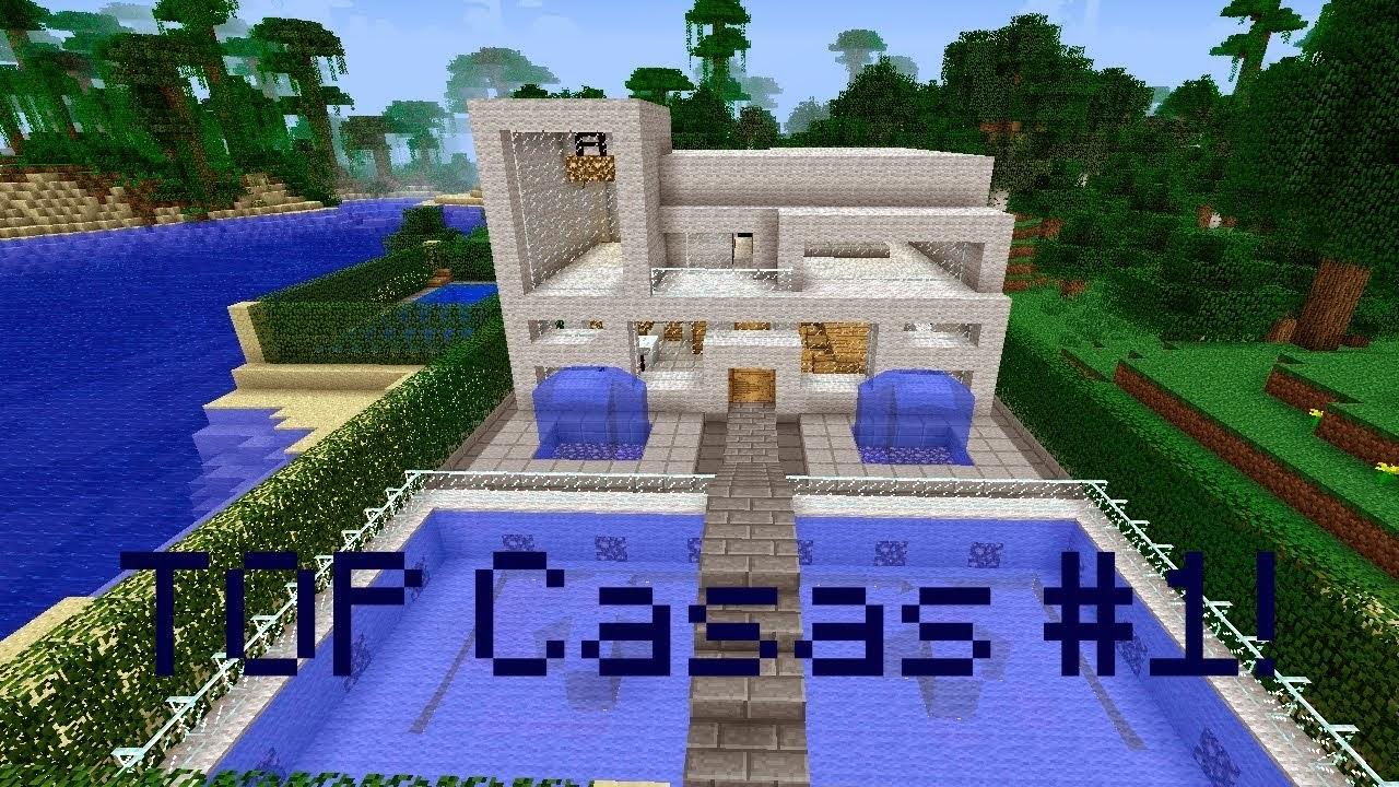 Minecraft for Minecraft videos casas