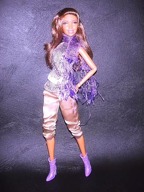 Модница барби кукла барби модница