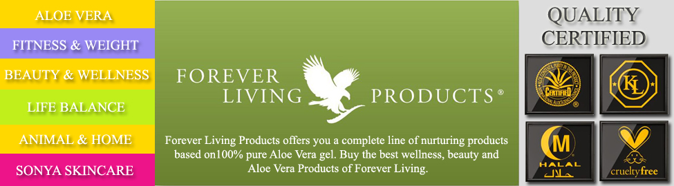 Forever Living: Aloe Vera, Nutrition, Drinks, Cosmetics