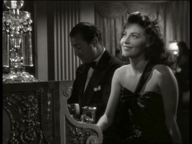 Style Essentials--Ava Gardner is Dressed to Kill in Vera ... Ava Gardner The Killers Dress