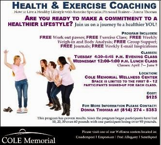 Health & Exercising Coaching