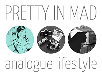 Pretty in Mad | analogue lifestyle