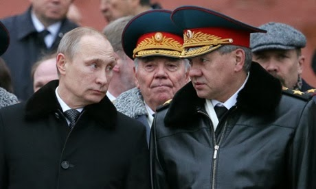 Chuck Hagel speaks to Russian defence minister as Ukraine tensions rise