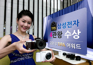 Samsung Telah Memenangi 4 Anugerah Daripada TIPA