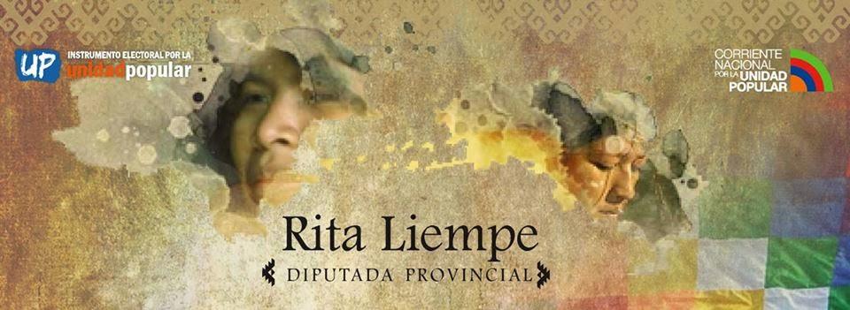 Rita Liempe Diputada