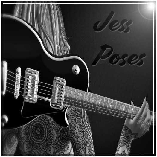 Jess Pose