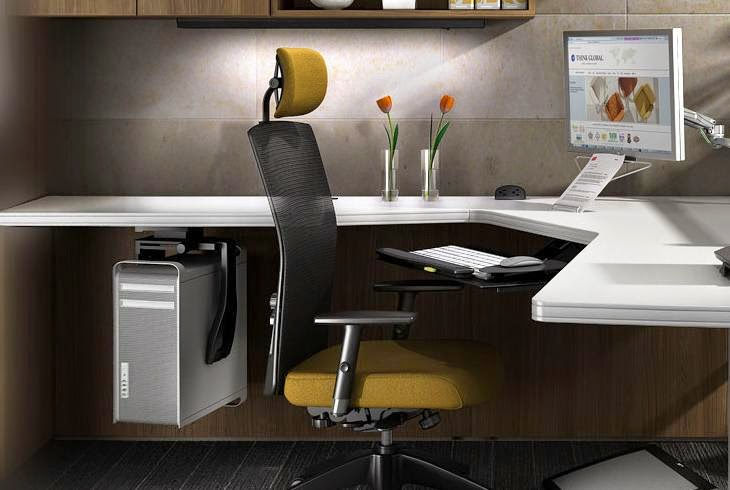 Ergonomic Office Trends 2014