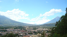 Antigua the old capital of Guatemala