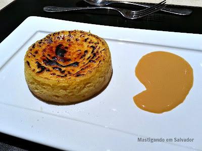 Cedro Restaurante: Cheesecake de Maracujá