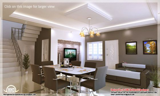 Living room interior view 02
