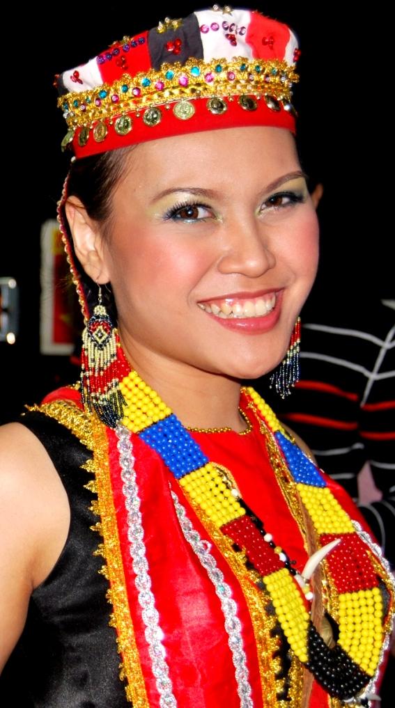 Dayung Rebecca (love her smile)