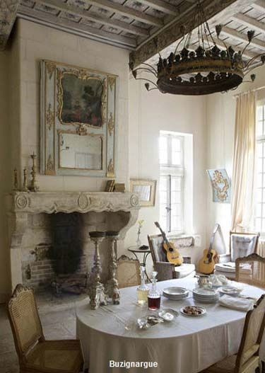 Eye for design the white album decorating in the french for Country home and hearth