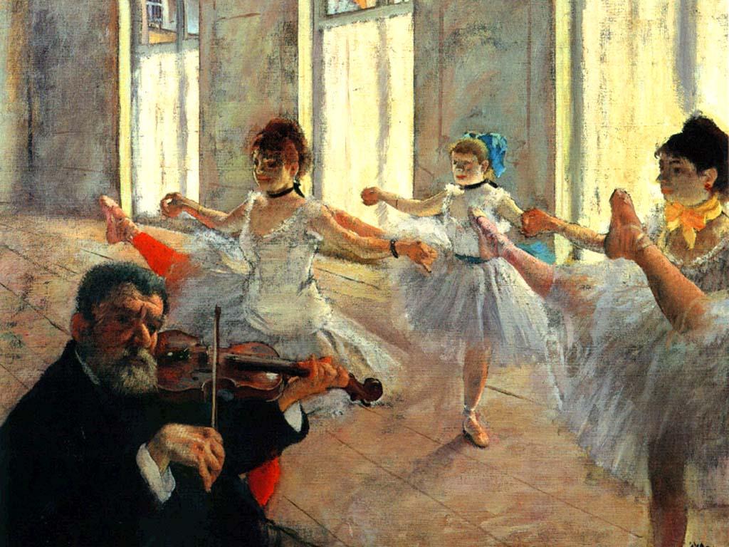 Famous Dance Paintings